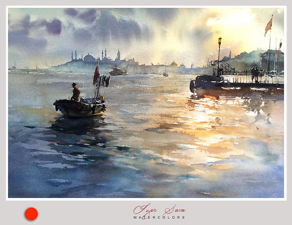 Igor Sava Istanbul